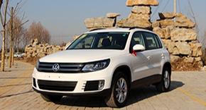 实用性SUV代表车型—大众途观购车分享